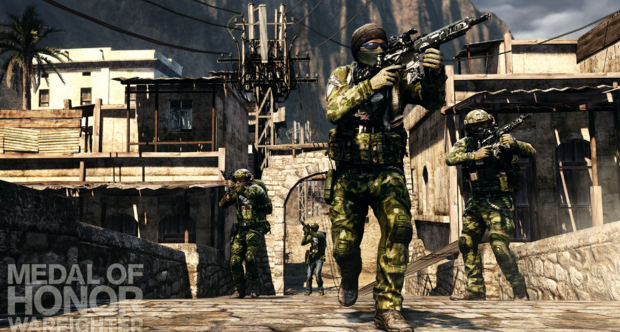 Medal of Honor: Warfighter Zero Dark Thirty screenshots