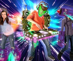 Kinect Party Screenshots