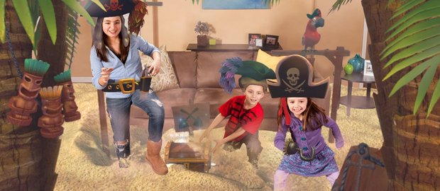 Kinect Party News