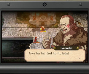 Fire Emblem: Awakening Screenshots