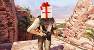 Uncharted 3 gets free holiday update
