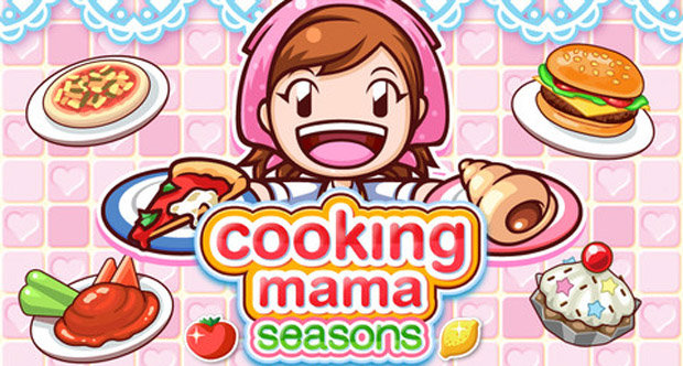 Cooking Mama Seasons iOS Topstory