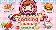 Cooking Mama Seasons free-to-play on iOS