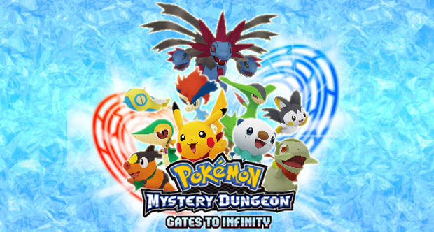 Pokemon Mystery Dungeon: Gates of Infinity