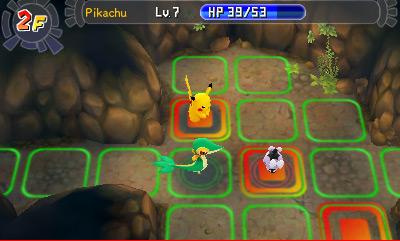 Pokemon Mystery Dungeon: Gates to Infinity Screenshots