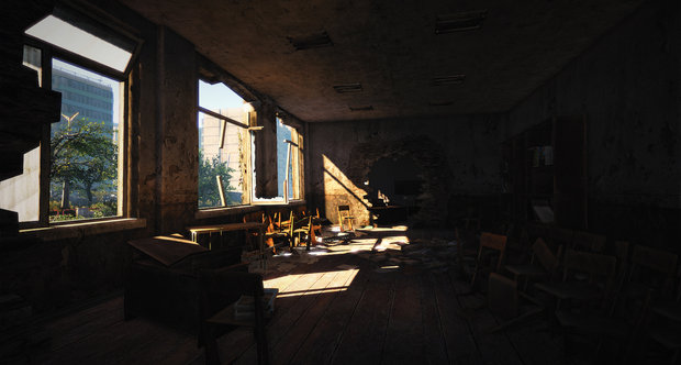 Survarium screenshots