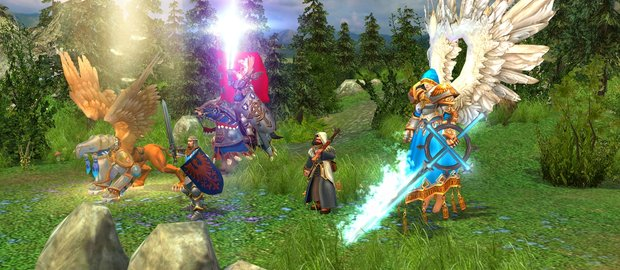Heroes of Might and Magic V News