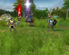 Heroes of Might and Magic V Screenshot from Shacknews