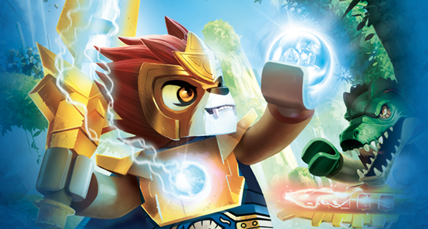 Lego 'Legend of Chima'