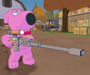 Family Guy: Back to the Multiverse DLC {UK} Screenshots