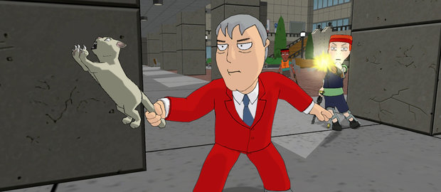 Family Guy: Back to the Multiverse DLC {UK} News