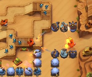 Fieldrunners 2 Screenshots