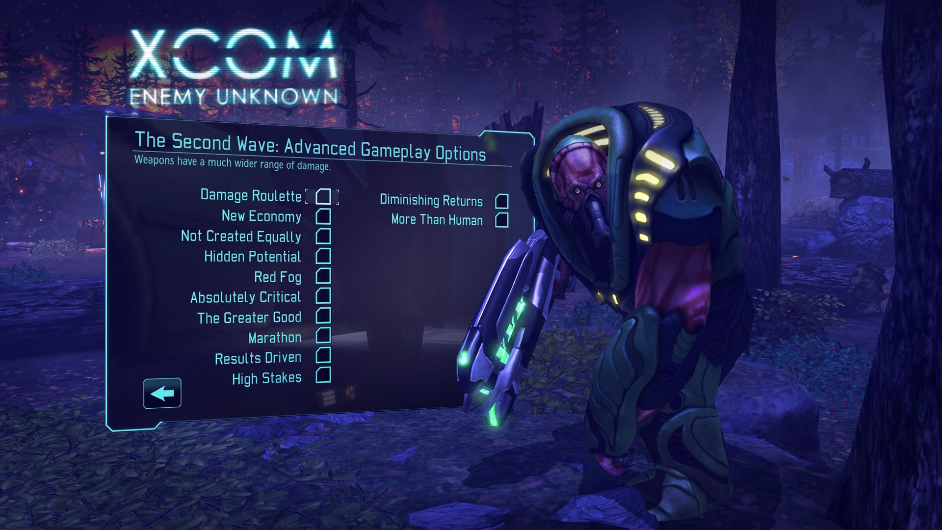 XCOM Enemy Unknown - А второй волной вообще накрыло.