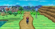 Pokemon X and Pokemon Y screenshots