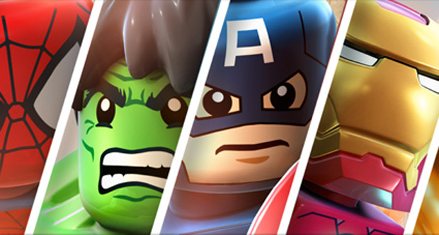 Lego marvel super heroes coming this fall