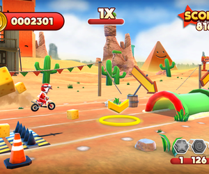 Joe Danger Touch Videos