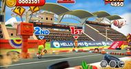 Joe Danger Touch sale comes with large update