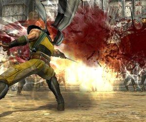 Fist of the North Star: Ken's Rage 2 Screenshots