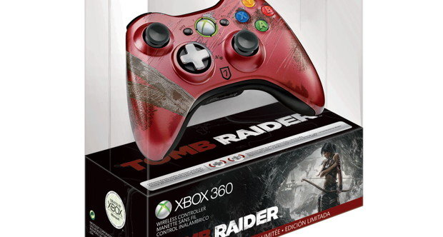Tomb Raider LE Controller