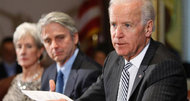 Vice President Biden offers 'no judgment' on game industry