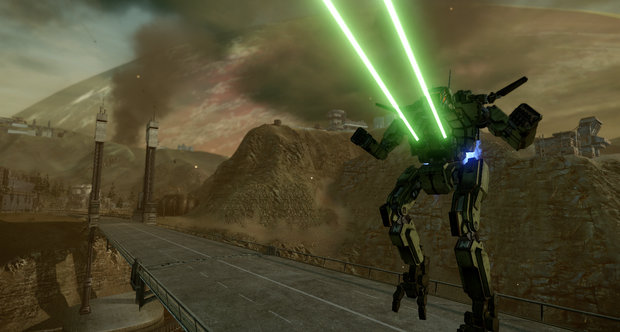 MechWarrior Online Spider screenshots