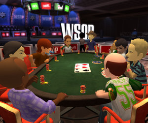 World Series of Poker: Full House Pro Chat