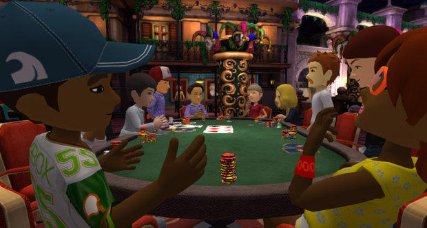 World Series of Poker: Full House Pro announcement screenshots