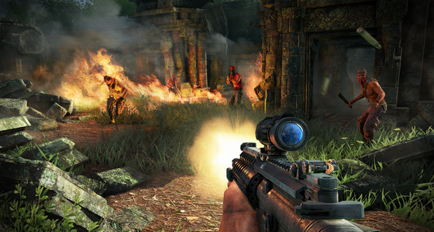 Far Cry 3 Deluxe Bundle pack screenshots