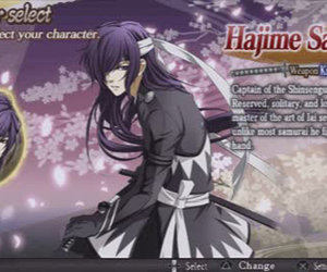 Hakuoki: Warriors of the Shinsengumi Chat