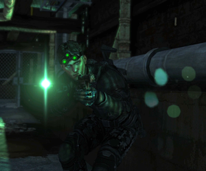 Tom Clancy's Splinter Cell Blacklist Chat