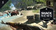 Best of 2012: #5 - Far Cry 3
