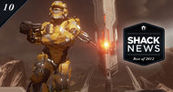 Best of 2012: #10 - Halo 4
