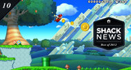 Best of 2012: #10 - New Super Mario Bros U