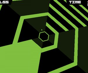 Super Hexagon Chat