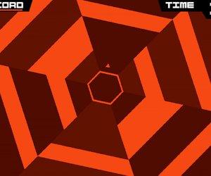 Super Hexagon Videos