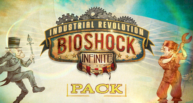 Bioshock Infinite Industrial Revolution screenshot