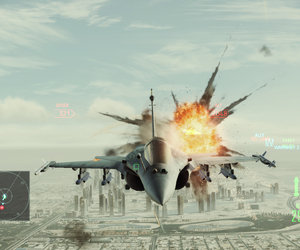 Ace Combat: Assault Horizon Files