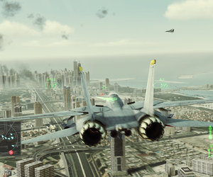 Ace Combat: Assault Horizon Videos