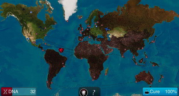 Plague Inc Mutation 1.5 update screens