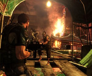 Resident Evil 6 Screenshots