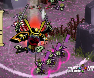 Skulls of the Shogun Screenshots
