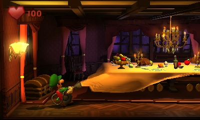 Luigi's Mansion: Dark Moon Chat