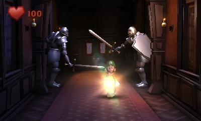 Luigi's Mansion: Dark Moon Files