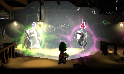 Luigi's Mansion: Dark Moon Videos