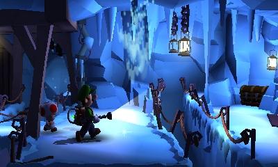 Luigi's Mansion: Dark Moon Screenshots