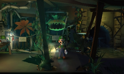 Luigi's Mansion: Dark Moon Videos