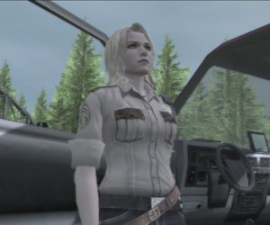Deadly Premonition Screenshots
