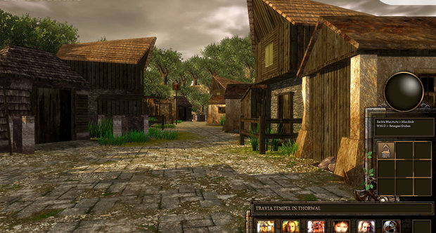 Realms of Arkania - Blade of Destiny teaser screenshot