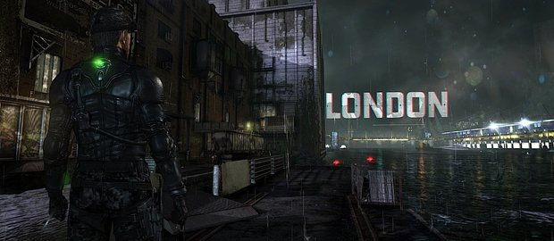 Tom Clancy's Splinter Cell Blacklist News