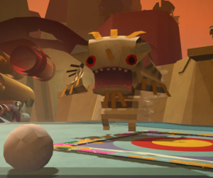Tearaway Chat